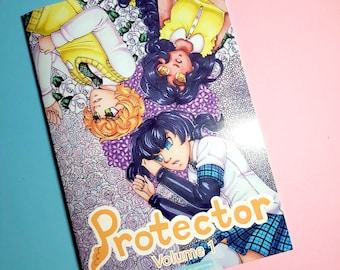 Protector volume 1 comic