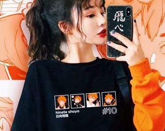 Haikyuu Hinata Icon Tee