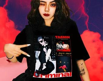Taemin Criminal Tee