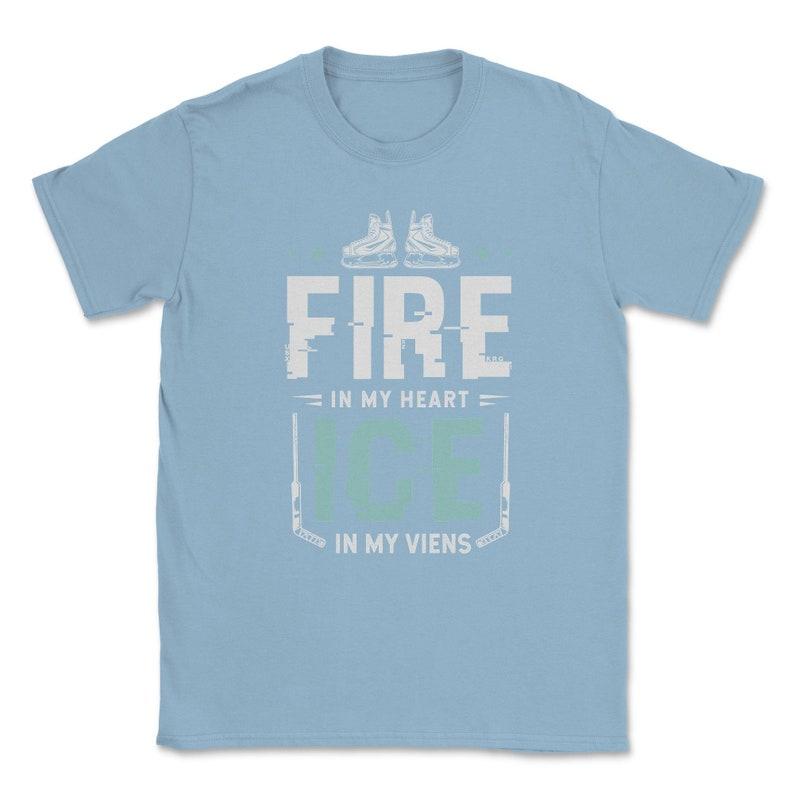 Hockey Ice Hockey Apparel Unisex T-Shirt