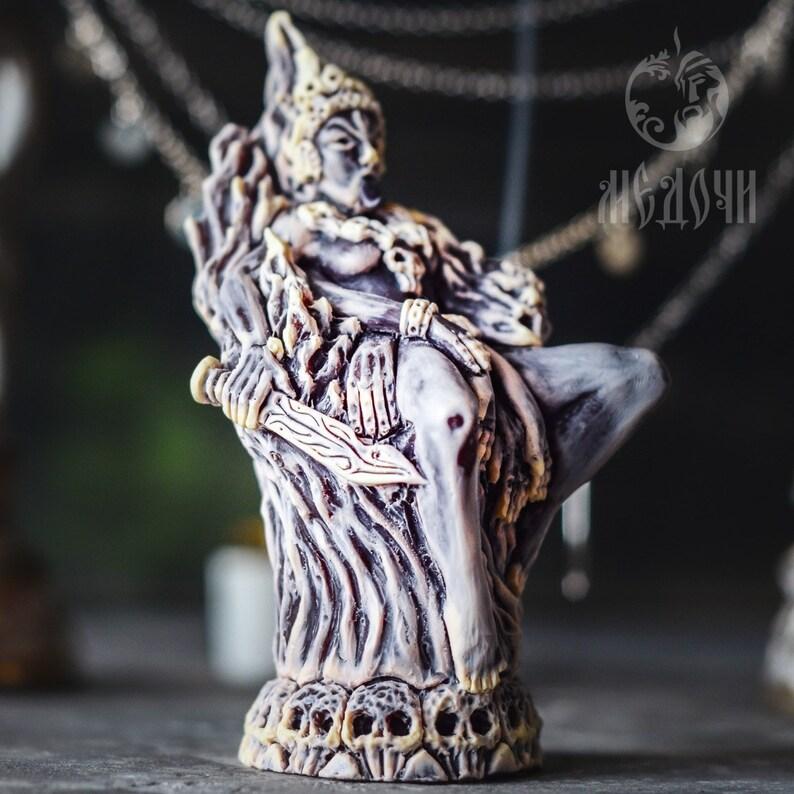 Feng Shui Molds The goddess of death Kali Hinduism