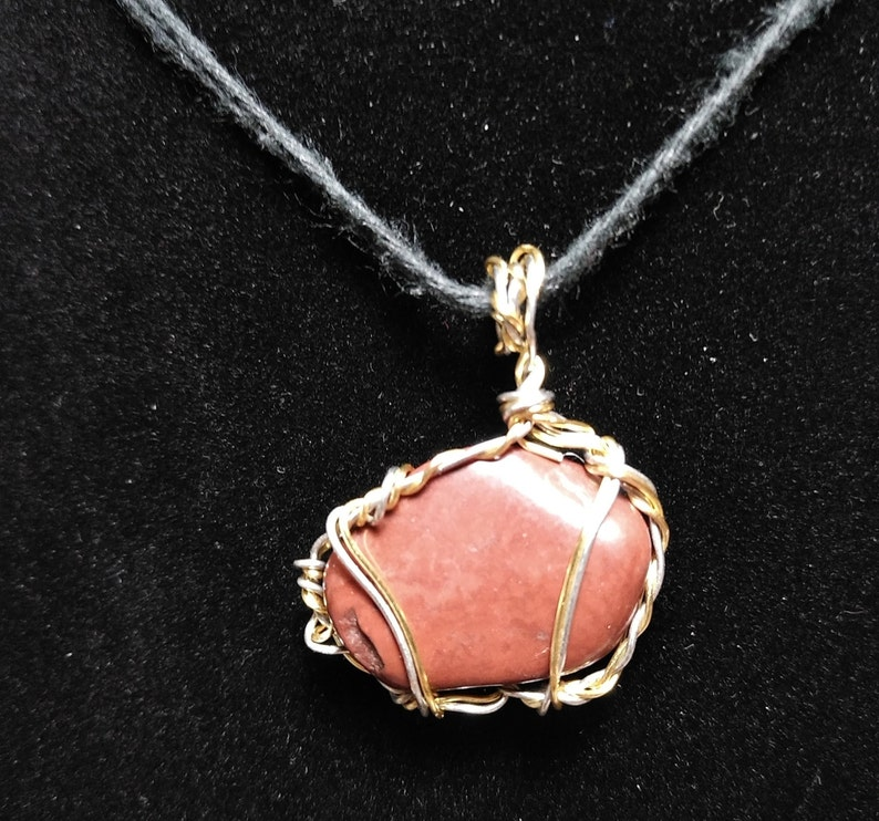 cats eye agate carnelian Seven Stone Pendants dumortierite get them all! rose quartz red jasper black kyanite banded amethyst