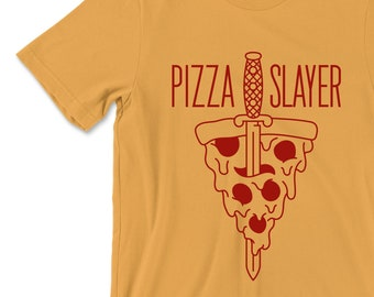 Details about  /1Tee Womens Pizza Fan T-Shirt