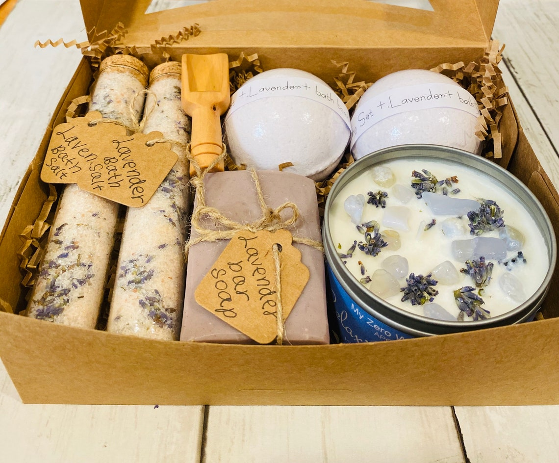 photo of handmade Organic Spa Gift