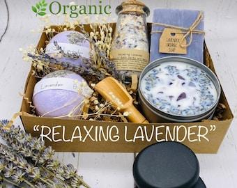 lavender soap gift set