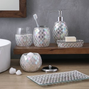 39+ Decorative Bathroom Accessories Sets Background