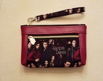 Scooby doo scooby-doo heart handmade zipper fabric coin change purse card holder