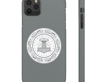 coque iphone 12 mjolnir