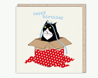The Birthday Gift by Una Joy