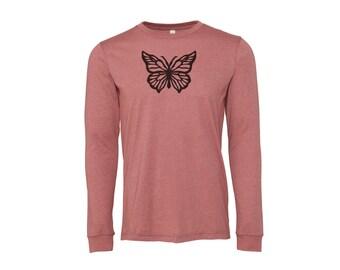 Butterfly Long Sleeve, Lightweight