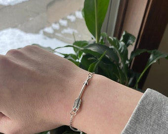 Flash Plaited Charm Bracelet ~ Silk Cord ~Hand Stamped ~ Charm ~ Fandom ~ TV Show ~ Hero ~ Arrow ~ Comic ~ Gift