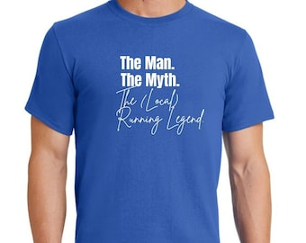 The Legend Running Shirt