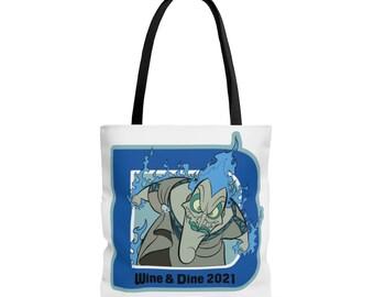 Villian Tote Bag