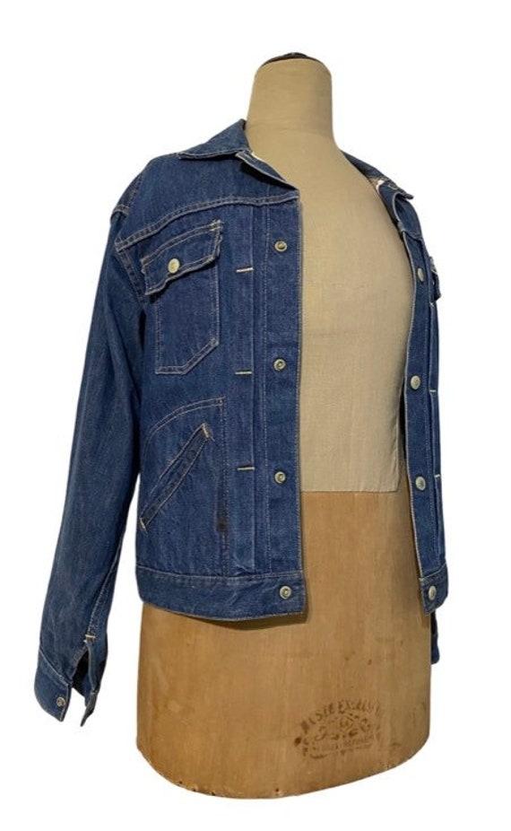 Vintage JCPenny Denim Jacket