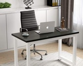 Modern Simple Style Computer Desk PC Study Table Workstation for Home Office, Secretary Desk, Mid Century Desk, Gaming Desk, Office Desk