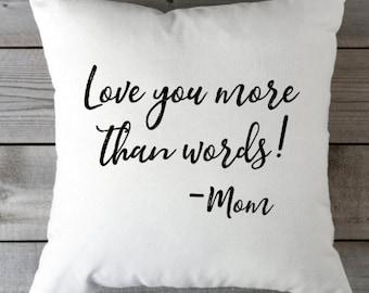 Signature Pillowcase Etsy