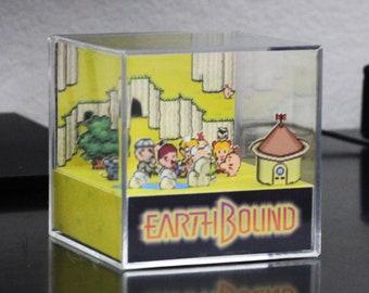 Earthbound - Ending Cube