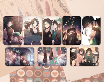 Xiao x Venti Photocards - Art Print Sets