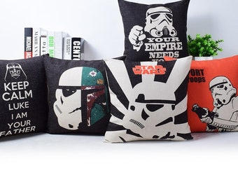 Star wars pillow | Etsy