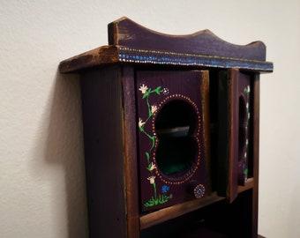 Antique Wooden kitchen Cabinet