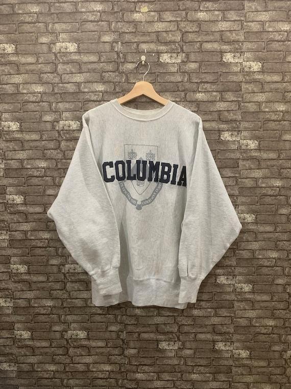 90's Champion Sweatshirt Grey Reverse Weave Spello