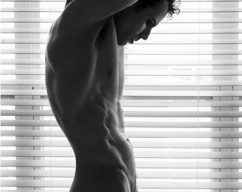 Male Erotica Self Portrait