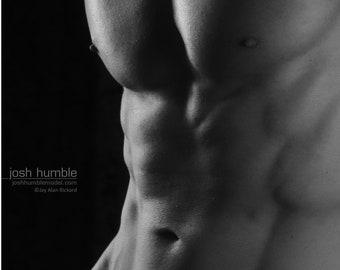 Male Nude, Josh Humble Model