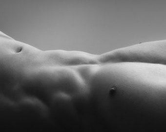 Josh, Male Erotica Self Portrait