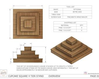 DIY Modified Plans - Build Plans - Custom - Digital PDF