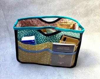 Customizable Bag Organizer - Tote bag - Bag Insert