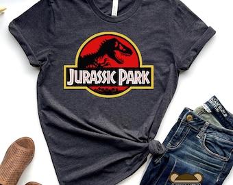 Jurassic Park Tee Etsy