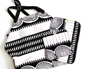 Ankara Apron Sets | Apron | Potholder & Hot Pad Set | Kitchen Set