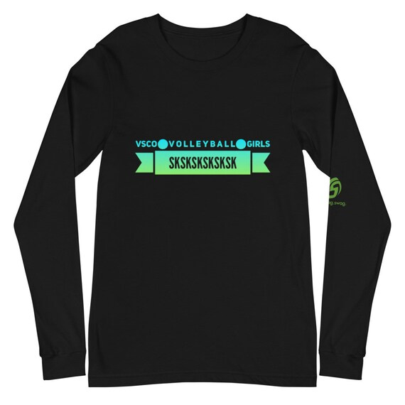 VSCO Volleyball Girls Volleyball Shirt, SKSKSKSK, Volleyball Stuff, Volleyball Libero Shirt, Volleyball Gift, Volleyball Block Party Tshirt