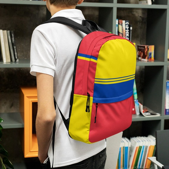 kids backpack, waterproof backpack, rucksack, travel backpack, beach bag, small backpack, hipster backpack, weekender bag, Venezuela