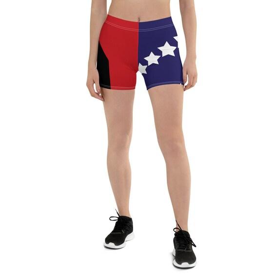 USA Shorts, Shorts Woman,  Volleyball Gifts Volleyball Gifts , Gift For Volleyball Player