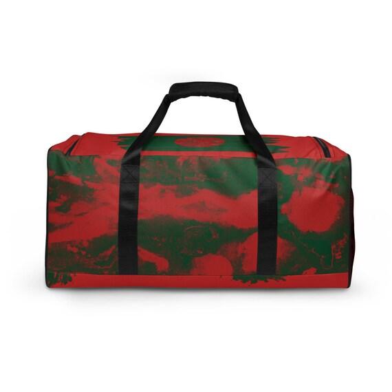 Bangladesh flag Duffle bag, Duffel volleyball, duffel bag with shoe compartment under, duffle bag for teens, duffel bag, duffle bag woman,