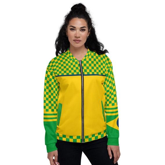 Fall Bomber jacket For Woman, Brazil bomber jacket, Varsity Bomber Jacket Satin, Zodiac Bomber Jacket, Jacket Bomber, Goth Bomber Jacket