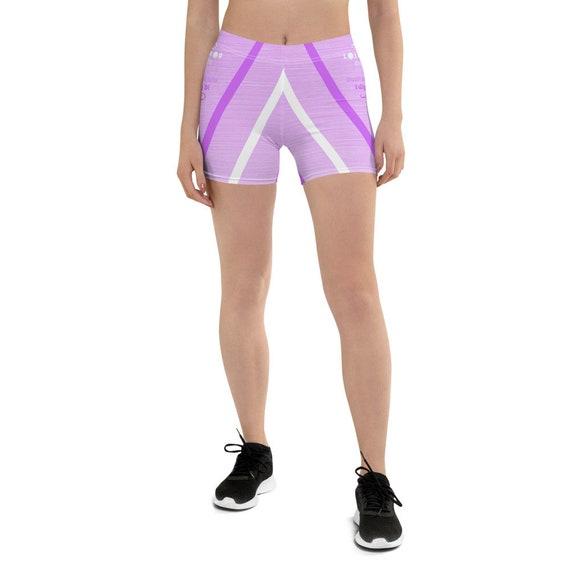 Woman Purple Shorts, Shorts Woman,  Beach Volleyball Shorts, Tie Up Shorts, Y2K Tie Shorts, Gym Shorts, yoga shorts, rave shorts