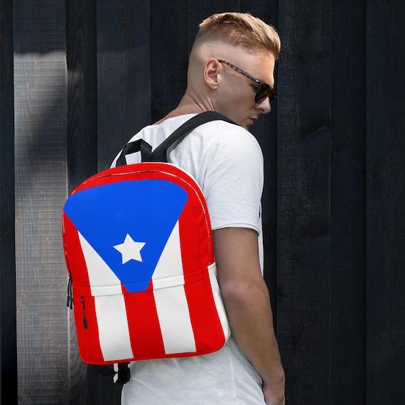 travel backpack, waterproof backpack, backpack women, kids backpack, beach bag, small backpack, hipster backpack, weekender bag, Puerto Rico