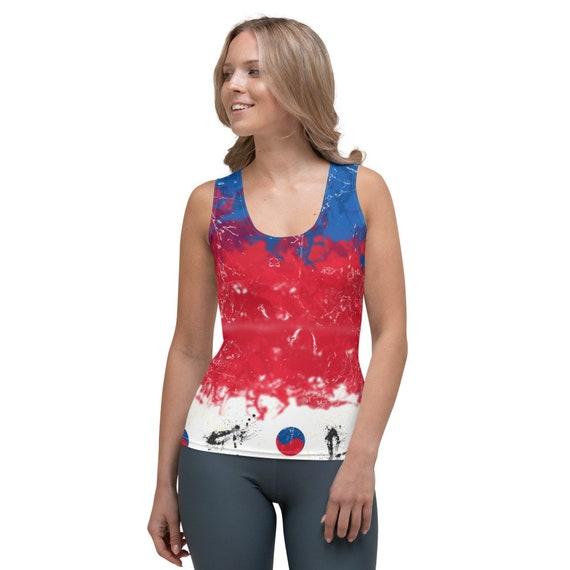 Korea Tie Dye Tank Tops For Women, Tie Dye Tank, Tie Dye Tank Top, Tie Dye Shirts, Womens Tie Dye Shirts, Tie Dye Clothing,