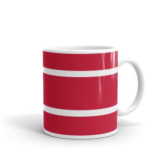 Mexico Flag, Mugs, Mexico Mugs, Red mugs, White Mug, enamel Mug, Modern Mugs, Bridesmaid cups, Motivational Mug, Big Cup, Ceramic Enamel Mug