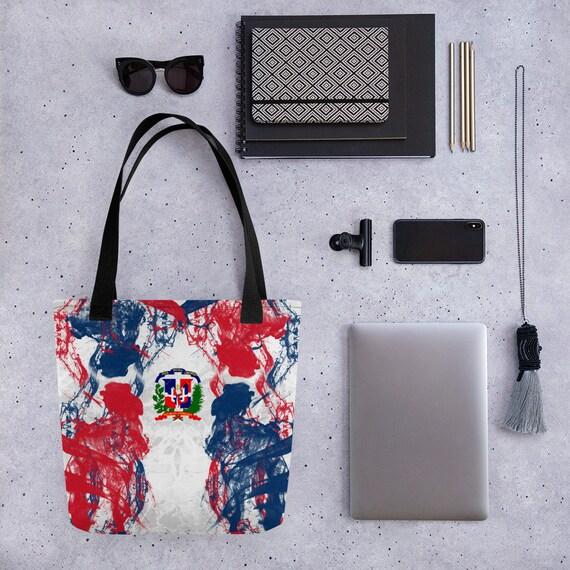 Cute Tote Bag for School, funny tote bag, animal tote bag, teacher tote, book bag, bridesmaid bag, Bag For Kid, Dominican Republic