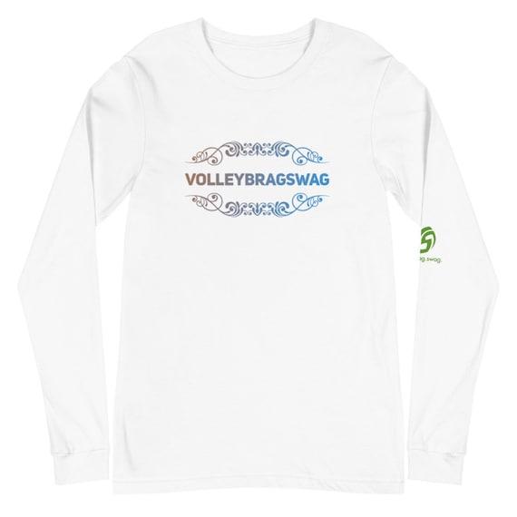 Volleybragswag Volleyball Girls Volleyball Shirt, Volleyball Players, Volleyball Team Shirt, Volleyball Gifts, Volleyball Mom, Volleyball