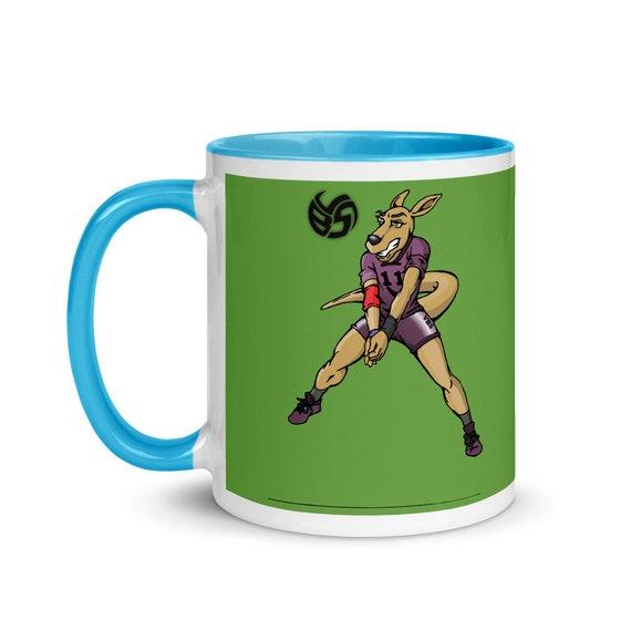 Volleybragswag All Beast Volleyball Team Mug Collection