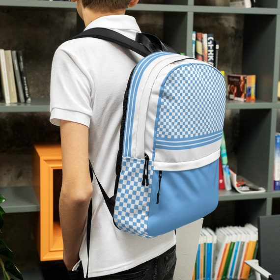 sac argentina, blue small backpack woman, backpack, waterproof backpack for woman, yellow rucksack, small nylon waterproof backpack woman