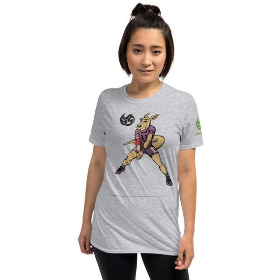 kangaroo gym shirt, kangaroo volleyball, kangaroo tee, kangaroo tshirt, kangaroo long sleeve shirt, kangaroo crop top hoodie, sweatshirt