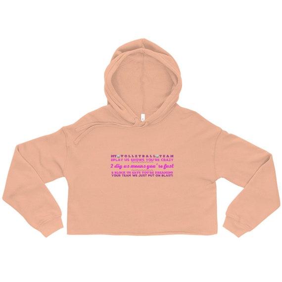 pink crop hoodie, gym hoodie, cropped hoodie, crop top hoodie, cropped sweatshirt, crop hoodie, cropped sweater, graphic sweatshirt,