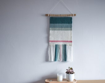 CROCHET PATTERN Sage Blush Wall Hanging   Easy Crochet Pattern   Crochet Wall Hanging Pattern   Beginner Crochet Pattern   Modern Crochet