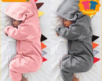 Newborn Clothing Boys /& Girls Full Outfits Baby Shower Gift Take Home Gift Baby Clothes Bodysuits Boy Clothes Set 3D Dinosaur Costume