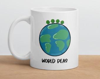 World Peace Mug Etsy